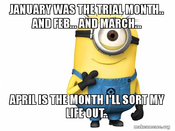 trial month